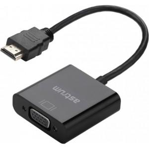 HDMI - VGA Active Adapter