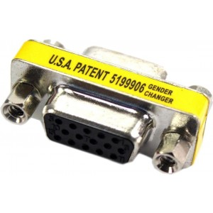 SVGA Female Coupler Adapter